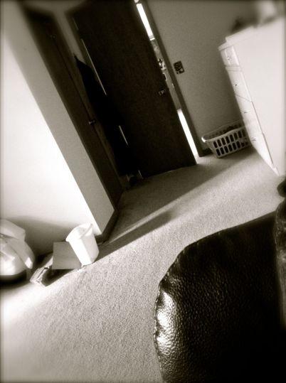 door, chair